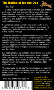 The Ballad of Joe the Dog